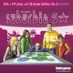 Suburbia 5★ (expansion) - new