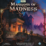 Mansion of Madness + Call of the Wild Expansion - for rent